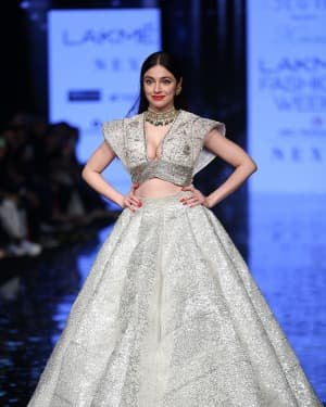 Photos: Divya Khosla Walks Ramp At LFW 2020 | Picture 1721763