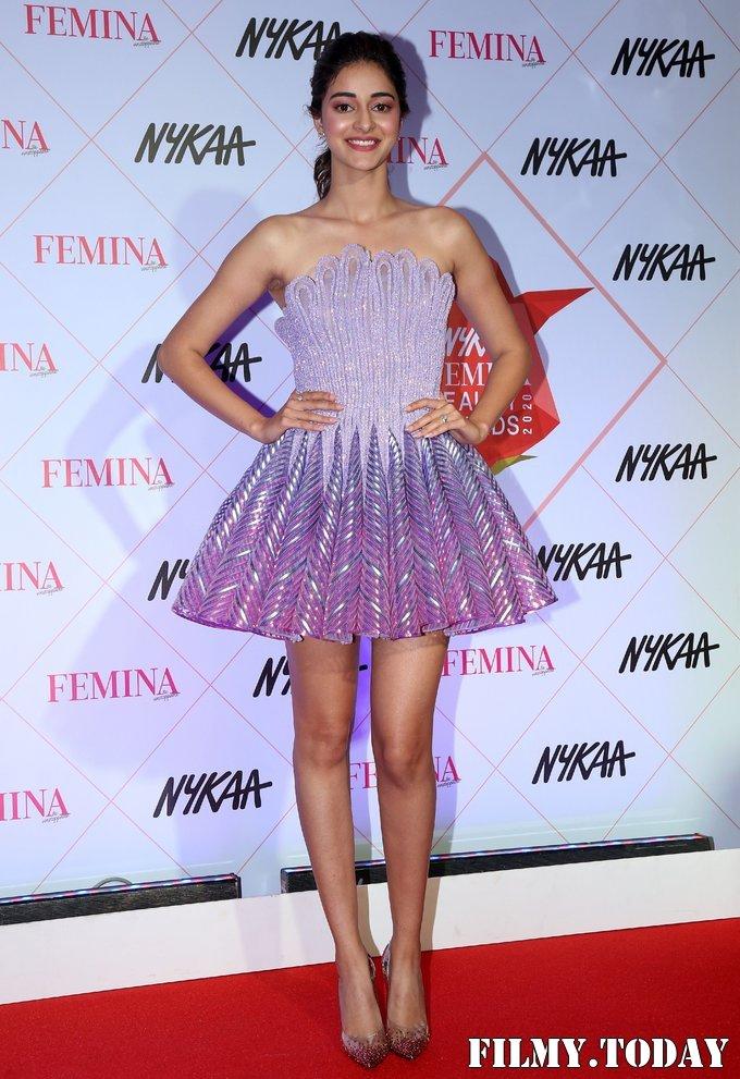Ananya Panday - Photos: Femina Beauty Awards 2020 At St Regis Hotel Lower Parel   Picture 1721501