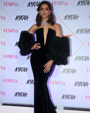 Deepika Padukone - Photos: Femina Beauty Awards 2020 At St Regis Hotel Lower Parel | Picture 1721519