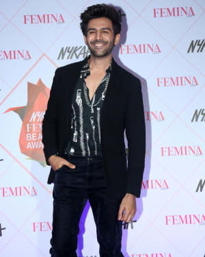 Kartik Aaryan - Photos: Femina Beauty Awards 2020 At St Regis Hotel Lower Parel