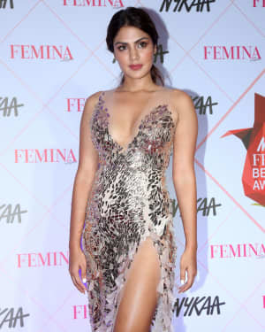 Rhea Chakraborty - Photos: Femina Beauty Awards 2020 At St Regis Hotel Lower Parel   Picture 1721472