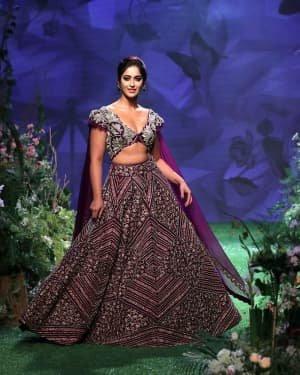 Photos: Ileana D'Cruz Walks Ramp At Lakme Fashion Week 2020 | Picture 1721754