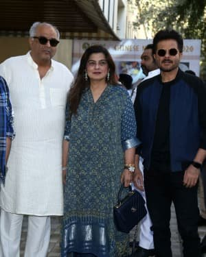 Photos: Inauguration Of Surinder Kapoor Chowk At Chembur