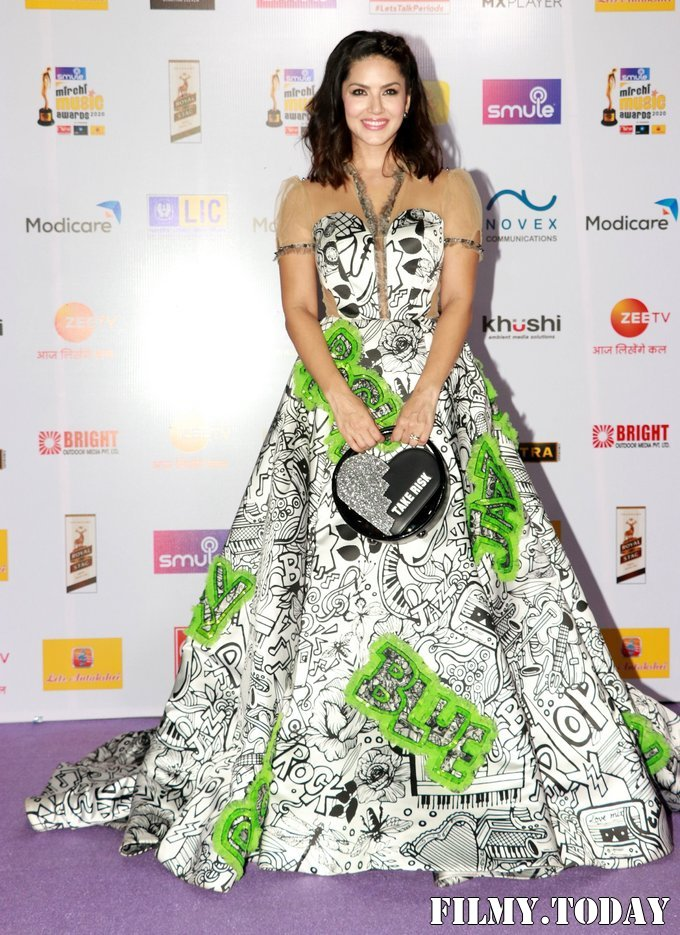 Sunny Leone - Photos: Mirchi Music Awards 2020 At Andheri | Picture 1721988