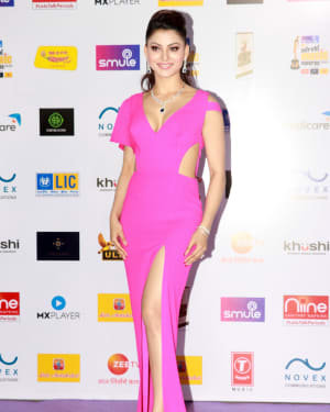 Urvashi Rautela - Photos: Mirchi Music Awards 2020 At Andheri