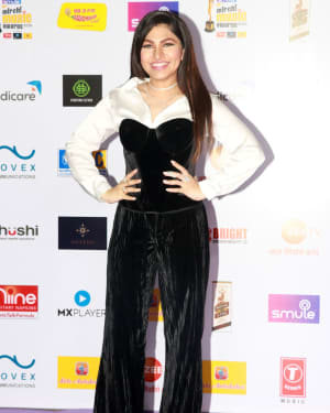 Tulsi Kumar - Photos: Mirchi Music Awards 2020 At Andheri