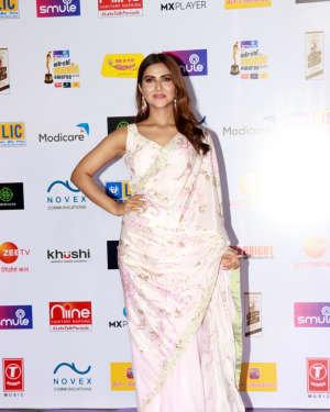 Pranutan Bahl - Photos: Mirchi Music Awards 2020 At Andheri   Picture 1721947