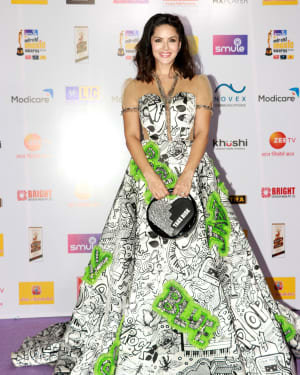 Sunny Leone - Photos: Mirchi Music Awards 2020 At Andheri