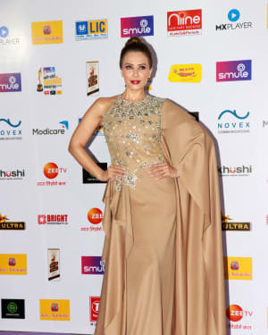 Lulia Vantur - Photos: Mirchi Music Awards 2020 At Andheri