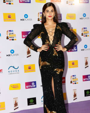 Taapsee Pannu - Photos: Mirchi Music Awards 2020 At Andheri