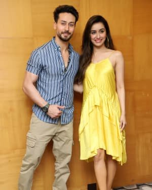 Photos: Promotion Of Film Baaghi 3 At Sun N Sand | Picture 1721589