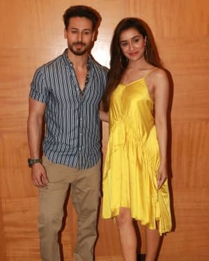 Photos: Promotion Of Film Baaghi 3 At Sun N Sand | Picture 1721237