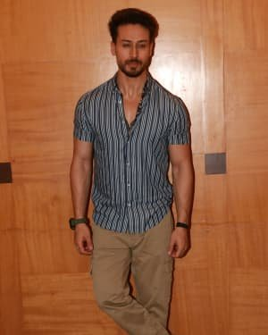 Tiger Shroff - Photos: Promotion Of Film Baaghi 3 At Sun N Sand | Picture 1721233