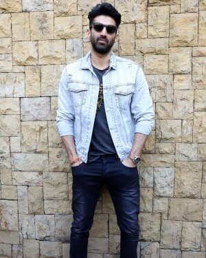 Aditya Roy Kapur - Photos: Promotion Of Film Malang At Jw Marriot