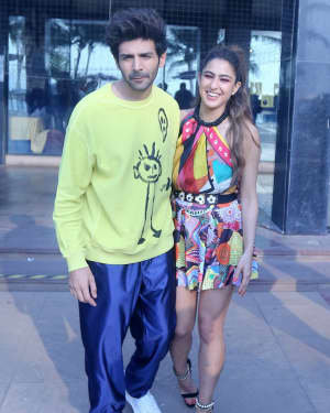 Photos: Promotion Of Love Aaj Kal 2 At Novotel Juhu   Picture 1721590