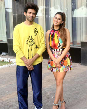 Photos: Promotion Of Love Aaj Kal 2 At Novotel Juhu   Picture 1721594