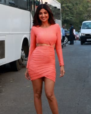 Shilpa Shetty - Photos: Promotion Of Nikamma At Big Boss House | Picture 1721686