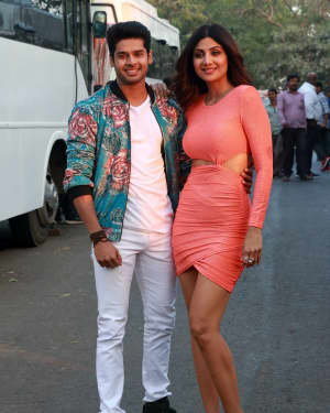 Photos: Promotion Of Nikamma At Big Boss House | Picture 1721683