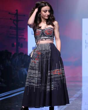 Photos: Soha Ali Khan At Lakme Fashion Week Summer Resort 2020 | Picture 1721672