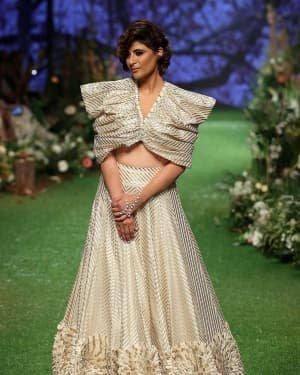 Photos: Tahira Kashyap Walks Ramp At Lakme Fashion Week 2020 | Picture 1721764