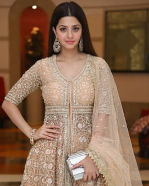 Vedhika Kumar - Photos: Wedding Reception Of Rikuji's Daughter At ITC Grand Maratha