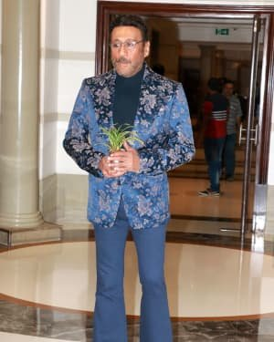 Jackie Shroff - Photos: Wedding Reception Of Rikuji's Daughter At ITC Grand Maratha | Picture 1721212
