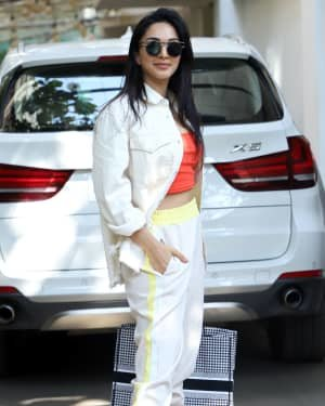Photos: Kiara Advani Spotted At Dubbing Studio