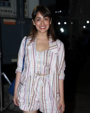 Yami Gautam - Photos: Screening Of Bhoot The Haunted Ship At Pvr Juhu
