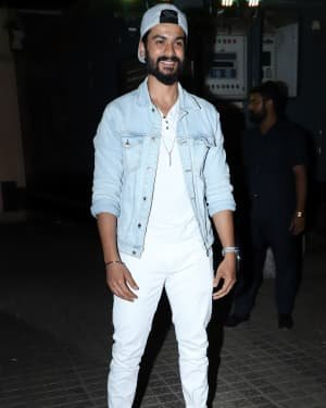 Sunny Kaushal - Photos: Screening Of Bhoot The Haunted Ship At Pvr Juhu | Picture 1722001