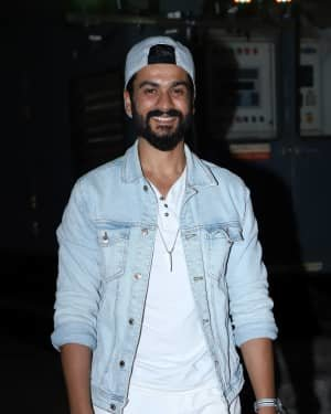 Sunny Kaushal - Photos: Screening Of Bhoot The Haunted Ship At Pvr Juhu | Picture 1722002