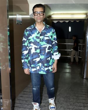 Photos: Screening Of Bhoot The Haunted Ship At Pvr Juhu | Picture 1722025