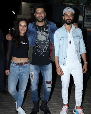 Photos: Screening Of Bhoot The Haunted Ship At Pvr Juhu | Picture 1722004