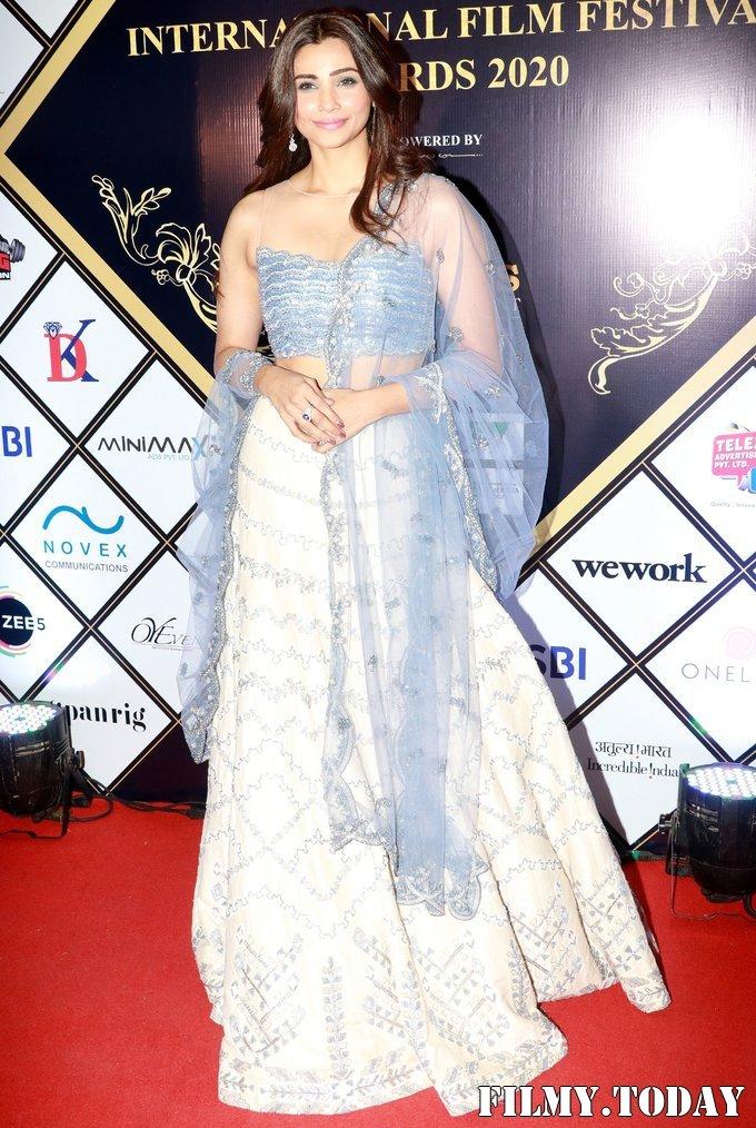 Daisy Shah - Photos: Dadasaheb Phalke Awards 2020 At Taj Lands End   Picture 1722123