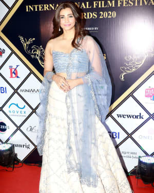 Daisy Shah - Photos: Dadasaheb Phalke Awards 2020 At Taj Lands End