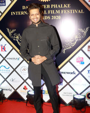 Ritesh Deshmukh - Photos: Dadasaheb Phalke Awards 2020 At Taj Lands End