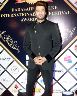 Manish Paul - Photos: Dadasaheb Phalke Awards 2020 At Taj Lands End