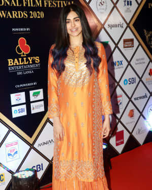 Adah Sharma - Photos: Dadasaheb Phalke Awards 2020 At Taj Lands End