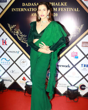 Sonnalli Seygall - Photos: Dadasaheb Phalke Awards 2020 At Taj Lands End