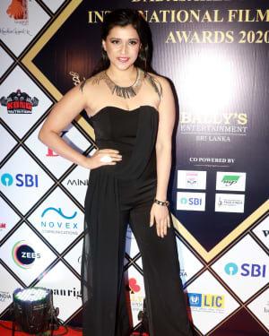 Mannara Chopra - Photos: Dadasaheb Phalke Awards 2020 At Taj Lands End | Picture 1722120