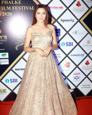 Mahira Sharma - Photos: Dadasaheb Phalke Awards 2020 At Taj Lands End
