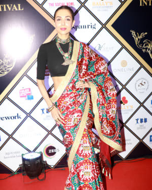Malaika Arora - Photos: Dadasaheb Phalke Awards 2020 At Taj Lands End