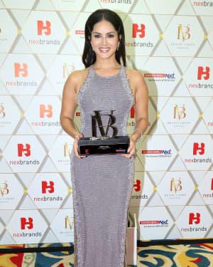 Sunny Leone - Photos: NexBrands Brand Vision Summit & Awards At ITC Grand Maratha | Picture 1722076