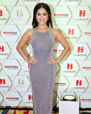 Sunny Leone - Photos: NexBrands Brand Vision Summit & Awards At ITC Grand Maratha | Picture 1722082