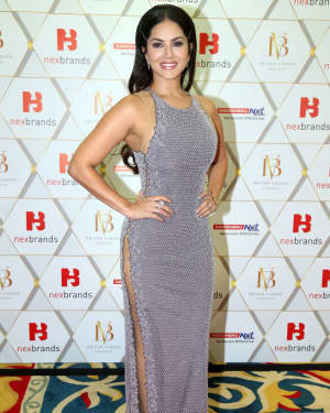 Sunny Leone - Photos: NexBrands Brand Vision Summit & Awards At ITC Grand Maratha | Picture 1722080