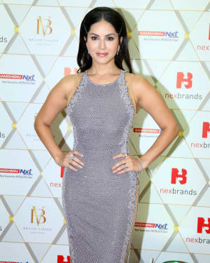 Sunny Leone - Photos: NexBrands Brand Vision Summit & Awards At ITC Grand Maratha