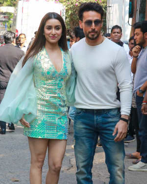 Photos: Promotion Of Baaghi 3 At The Grand Finale Of Dance Plus 5 | Picture 1722227