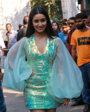 Shraddha Kapoor - Photos: Promotion Of Baaghi 3 At The Grand Finale Of Dance Plus 5 | Picture 1722230