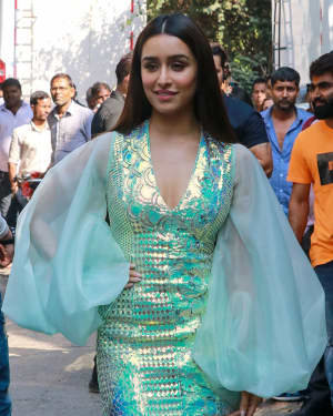 Shraddha Kapoor - Photos: Promotion Of Baaghi 3 At The Grand Finale Of Dance Plus 5 | Picture 1722228
