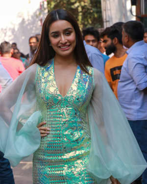 Shraddha Kapoor - Photos: Promotion Of Baaghi 3 At The Grand Finale Of Dance Plus 5 | Picture 1722232
