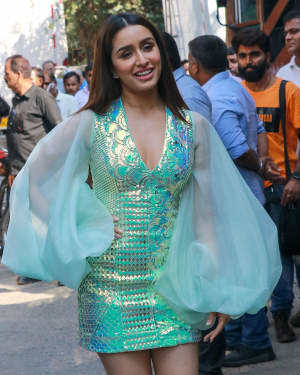 Shraddha Kapoor - Photos: Promotion Of Baaghi 3 At The Grand Finale Of Dance Plus 5 | Picture 1722231